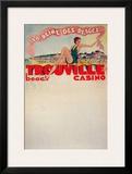 Trouville La Reine Des Plages (c.1933) Art