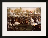 Battle of Cedar Creek Prints by  Kurz & Allison