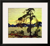 Jack Pine Posters by Tom Thomson