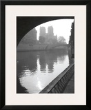 Notre Dame Reflection Framed Giclee Print by Christopher Bliss