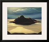 Pic Island Prints by Lawren S. Harris