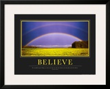 Believe Prints