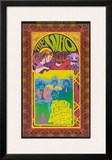 The Who in Concert Posters by Bob Masse