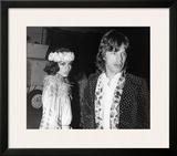 Mick Jagger and Bianca Jagger Prints