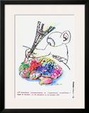 Rencontres Int. De L'Audiovisuel Scientifique Prints by André François
