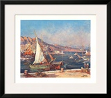 Monaco Prints by Maurice Barle