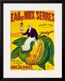 Eau de Noix Serres Framed Giclee Print by  Malzac