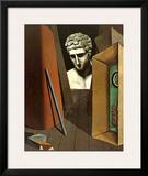 Melancolie hermetique, c.1919 Poster by Giorgio De Chirico