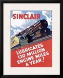 Sinclair Framed Giclee Print