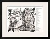 56-57 (One Cent Life) Prints by Jean-Paul Riopelle
