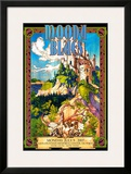 Moody Blues in Concert Prints by Bob Masse