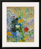 Bunch of Arum Posters by Raoul Dufy