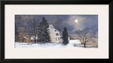 A Cold Night Prints by Ray Hendershot