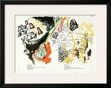 100-101 (One Cent Life) Print by Allan Kaprow