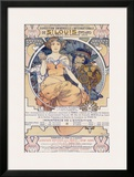World's Fair, St. Louis, Missouri, 1904 Framed Giclee Print