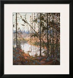 Northern River Prints by Tom Thomson