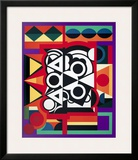 Composition Prints by Auguste Herbin