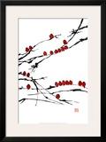 Bamboo Chorus Prints by Jenny Tsang