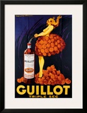 Guillot Triple Sec Framed Giclee Print