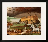 Noah's Ark Poster by Edward Hicks