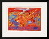 The Crow Indians of North America Prints by Sue Williams