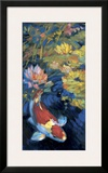 Asian Serenity I Framed Giclee Print by Leif Ostlund