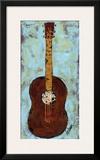 Six Strings IV Art by Deann Hebert