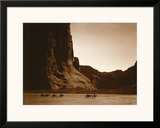 Navajos, Canyon De Chelly, c.1904 Prints by Edward S. Curtis