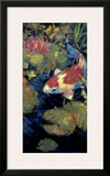 Asian Serenity II Framed Giclee Print by Leif Ostlund