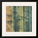 Bamboo Groove II Prints by Kate Ruff
