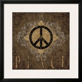 Peace Prints by Brandon Glover