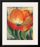 Summer Tulips I Prints by Carol Buettner