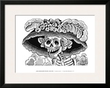 Calivera Catrina Poster by Jose Guadalupe Posada