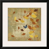 Ginkgo Branch II Prints by Asia Jensen