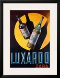 Luxardo Framed Giclee Print by  Pomi