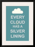 Every Cloud Has A Silver Lining Art