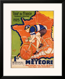Tour de France, c.1925 Framed Giclee Print