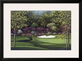 Augusta, 13th Azalea Posters by Joe Sambataro