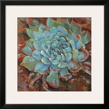 Blue Agave II Print by Jillian David