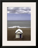 The Seagull Framed Giclee Print by Gill Copeland
