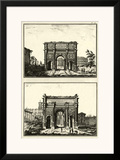 The Arch of Constantine Poster by Denis Diderot
