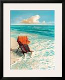 Blue Sky Splash Prints by Robin Renee Hix