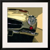 Mercedes Classic Print by Malcolm Sanders