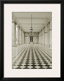 The Grand Trianon Framed Giclee Print by Christian Peacock