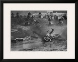 Privateer's Luck Framed Giclee Print by Charlie Morey
