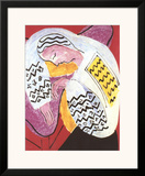 The Dream Framed Giclee Print by Henri Matisse
