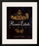 Renee Estate Prints by Ralph Burch