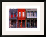 Malecon, Havana Framed Giclee Print by Bent Rej