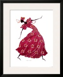 Carnival Beads Prints by Augusta Asberry