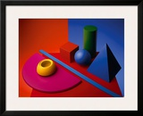 Shaping Up II Framed Giclee Print by Frank Farrelly